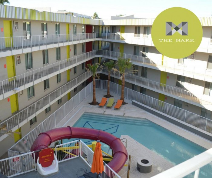 Studio Apartments In Tempe: The Mark Apartments In Tempe, Arizona