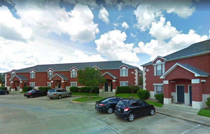 Midtown apartments in College Station, Texas