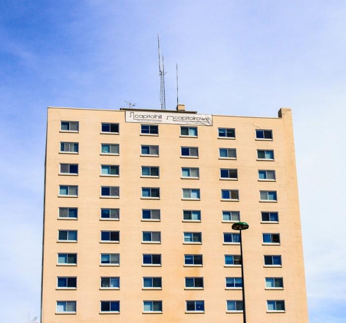 Capitol Hill Apartments In Omaha, Nebraska