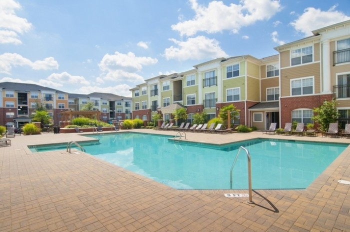 The Flats at Mallard Creek apartments in Charlotte, North Carolina