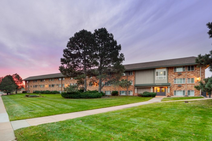 Kimberly Court apartments in Boulder, Colorado