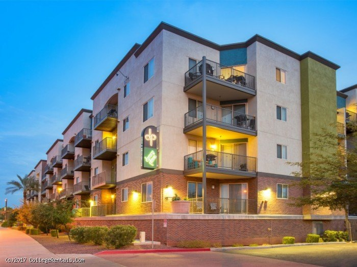 Dorsey Place apartments in Tempe, Arizona