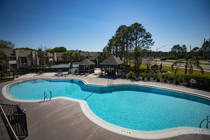 The Club at Town Center apartments in Jacksonville, Florida