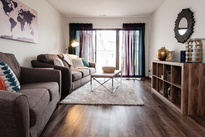 The Social West Ames apartments in Ames, Iowa