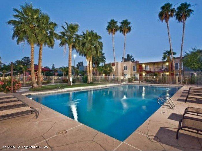 Scottsdale Gateway Apartments In Tempe Arizona