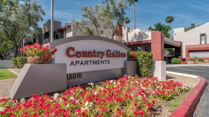 Country Gables Apartments In Glendale Arizona