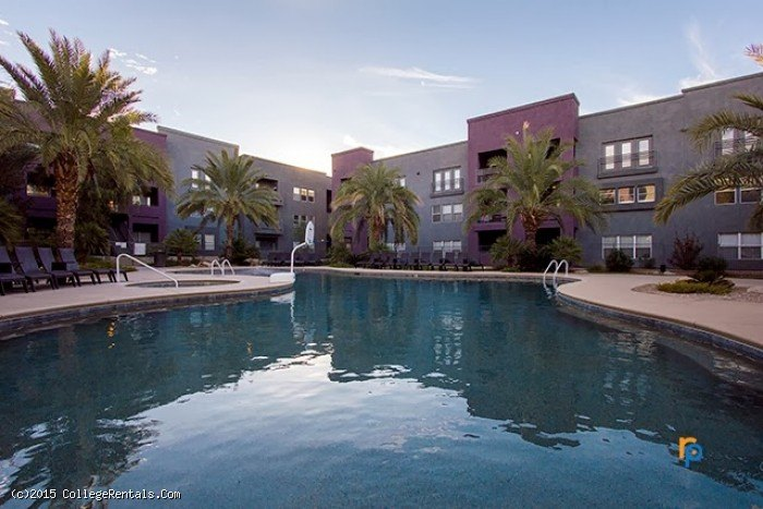 The Stone Avenue Standard Apartments In Tucson Arizona