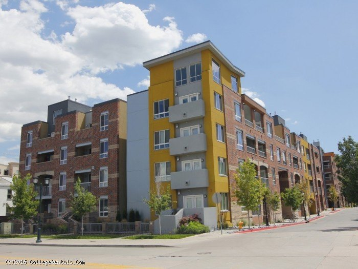 The Station At Riverfront Park Apartments In Denver Colorado