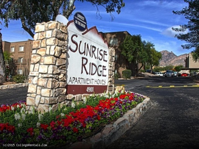 Sunrise Ridge Apartments In Tucson Arizona