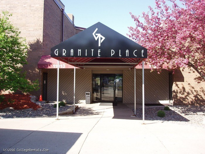 Granite Place apartments in Eden Prairie, Minnesota