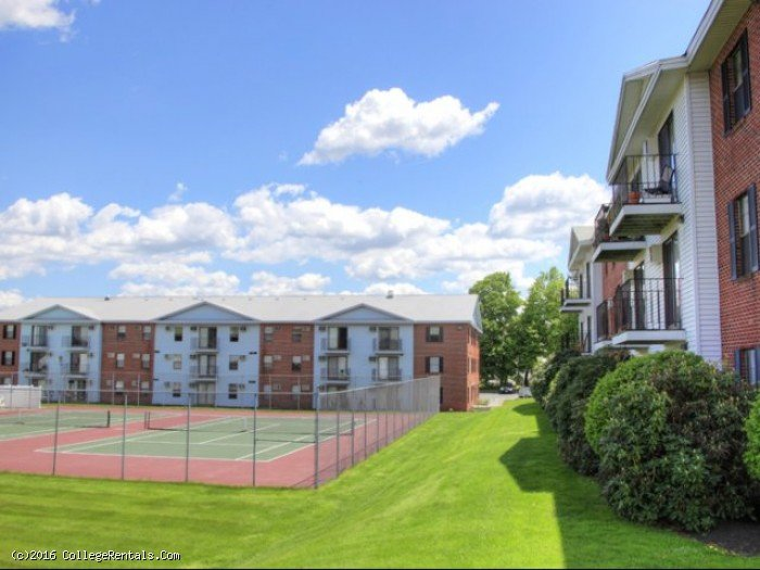 Princeton Place apartments in Worcester Massachusetts