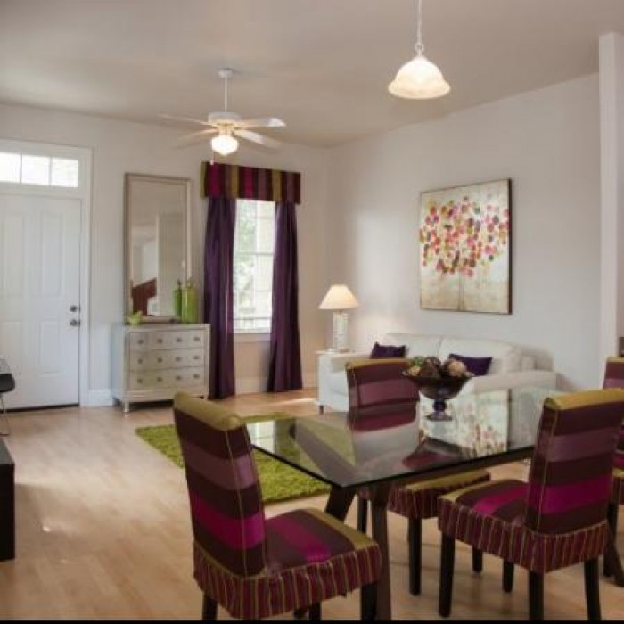 River Garden apartments in New Orleans, Louisiana