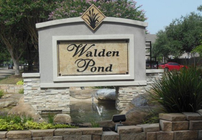 Walden Pond and Gables apartments in Houston, Texas