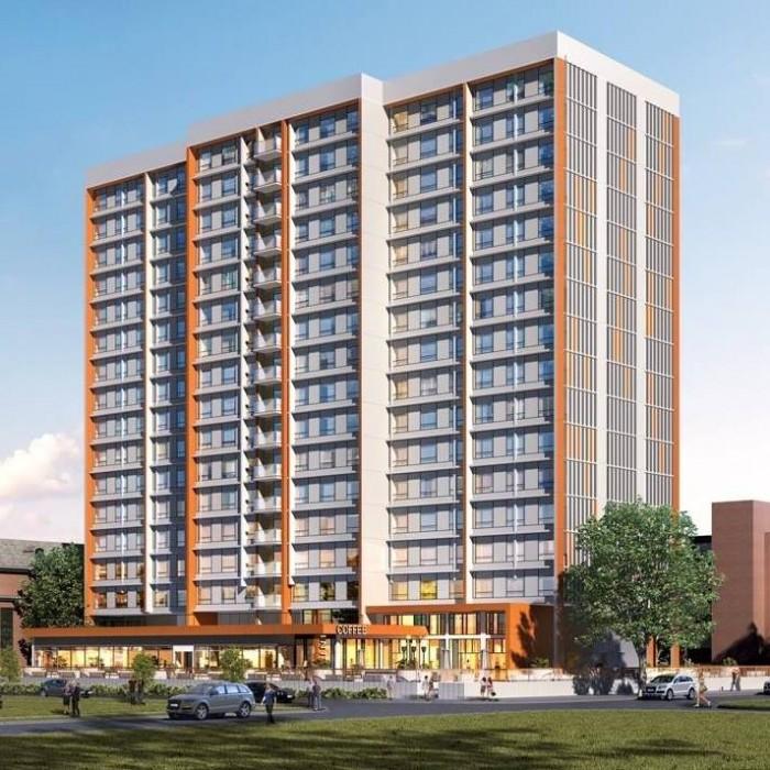 Apartments In Champaign Il: Illini Tower Apartments In Champaign, Illinois