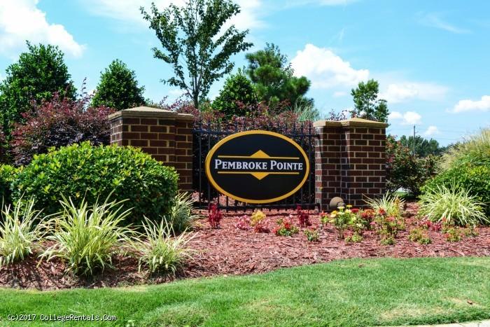 Pembroke Pointe apartments in Pembroke, North Carolina