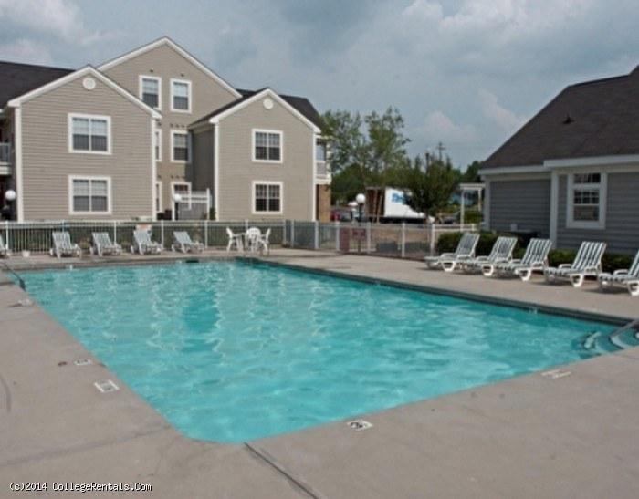 Parkside Village Apartments In Clayton North Carolina
