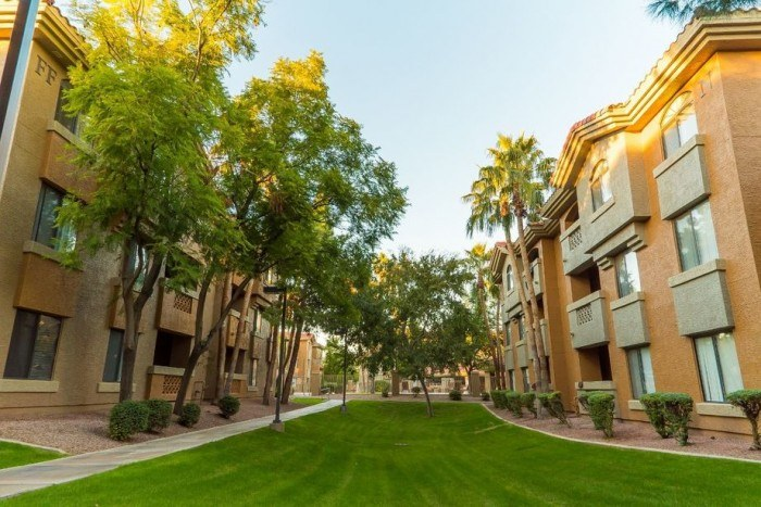 The Palms On Scottsdale Apartments In Tempe Arizona