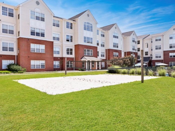 University Courtyard Apartments Athens Ohio