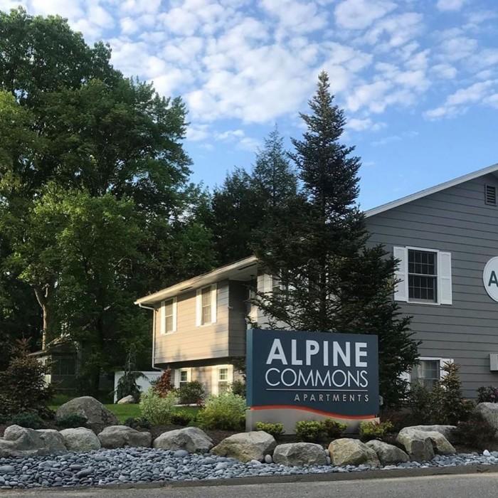 Alpine Commons Apartments In Amherst, Massachusetts