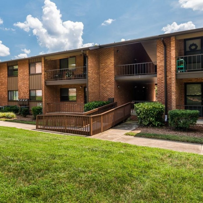 Croasdaile Crossings Apartments In Durham, North Carolina