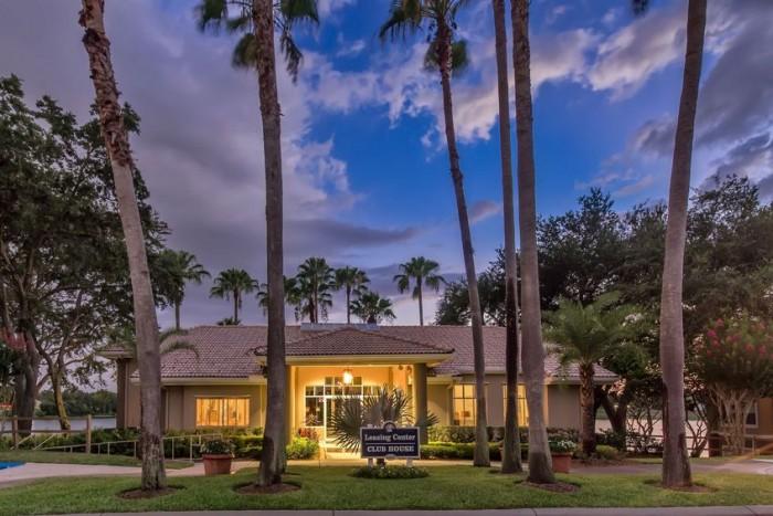 Marina Landing Apartments In Orlando, Florida
