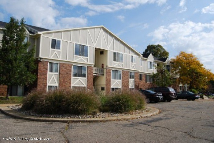 Concord place apartments in kalamazoo michigan for One bedroom apartments kalamazoo mi
