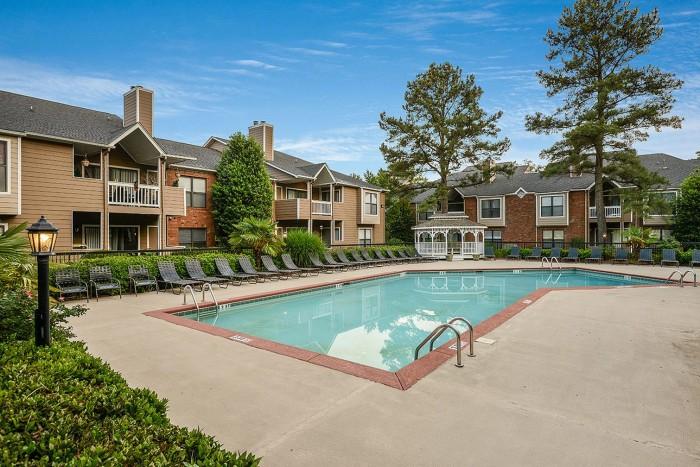 River Birch Apartments In Charlotte North Carolina