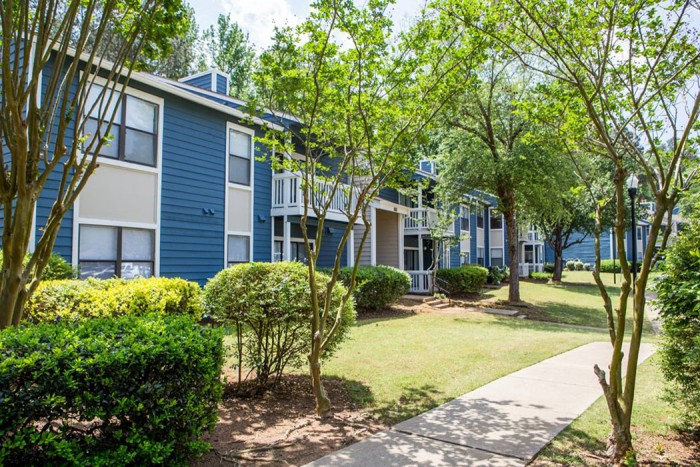 The Views On Longcreek Apartments In Columbia South Carolina