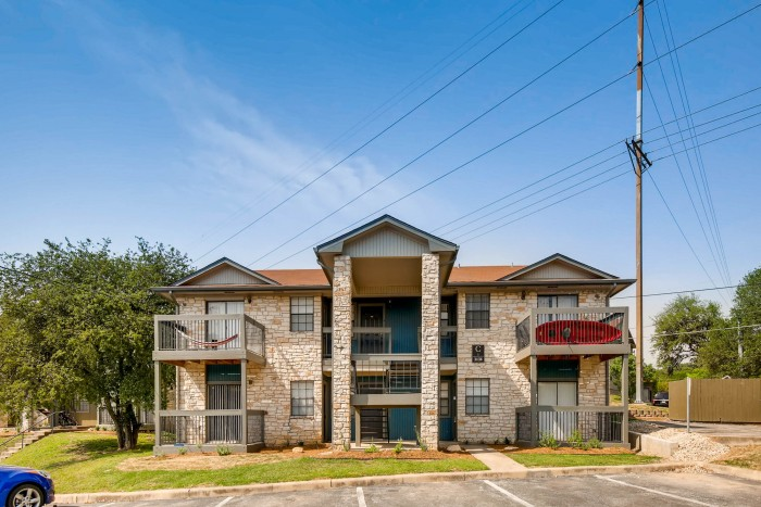 The Timbers apartments in San Marcos, Texas