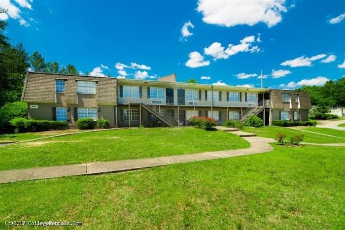 Furnished Apartments Near Samford University