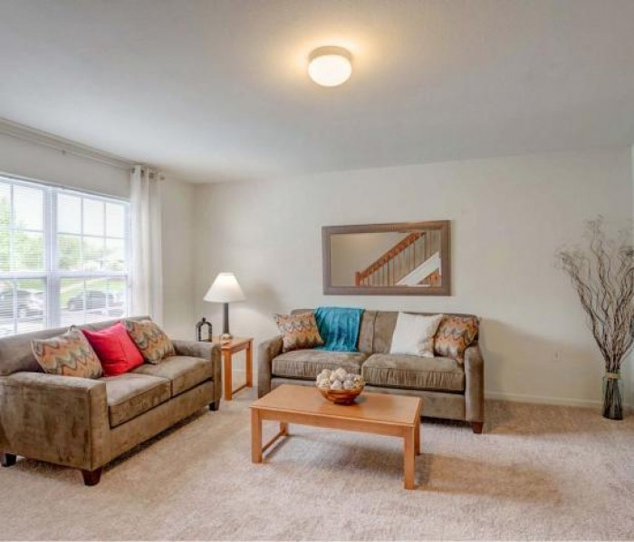 Copper Beech Townhomes Apartments In Radford, Virginia