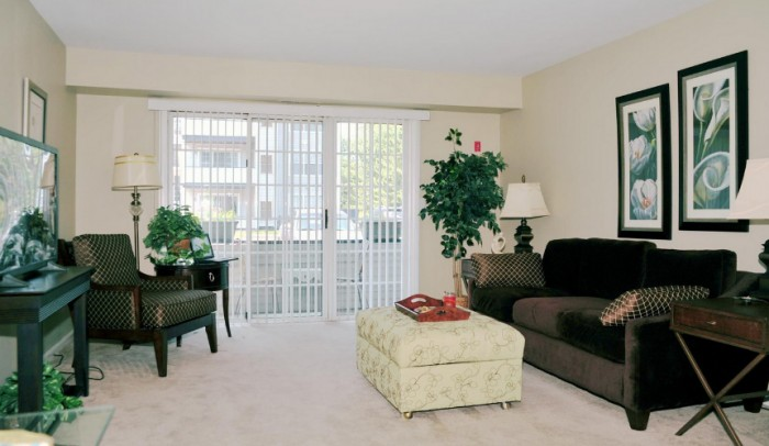 Woodmill apartments in Dover, Delaware