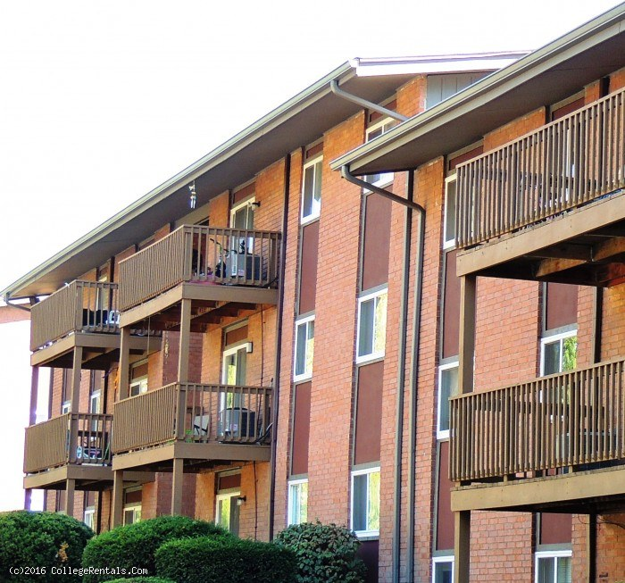 Brookwood Apartments In Indianapolis, Indiana