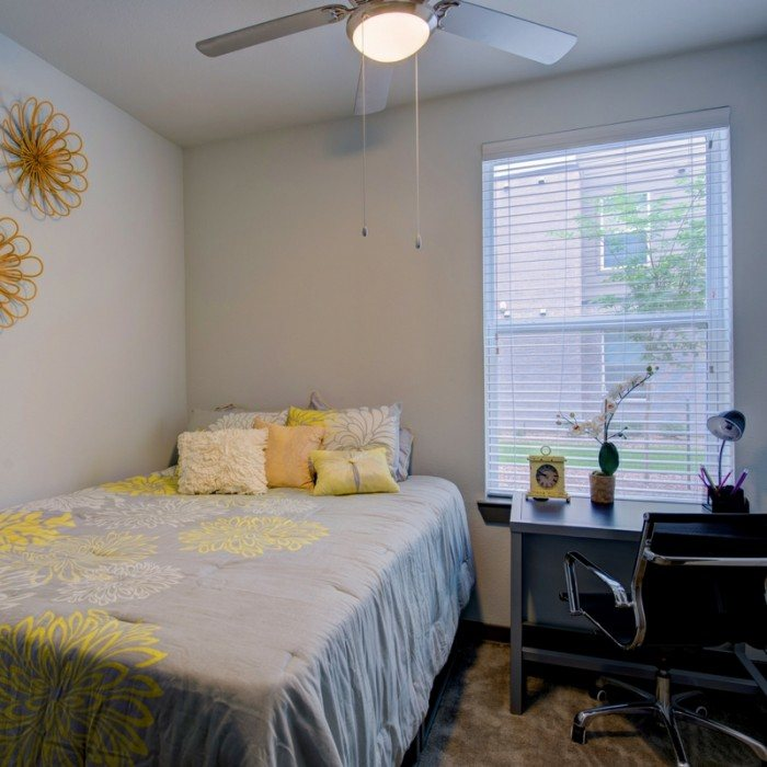 Bedroom Apartments Houston Tx: Campus Vue Apartments In Houston, Texas