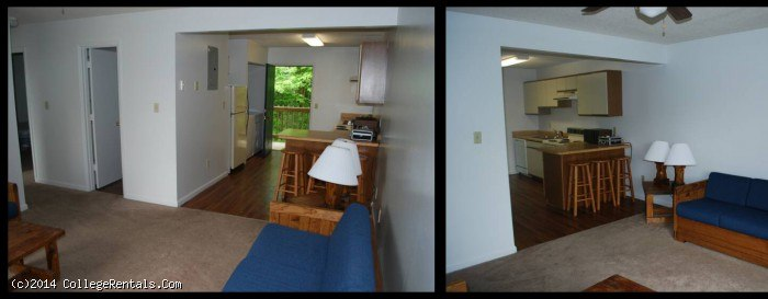 Brown Heights Apartments In Boone North Carolina