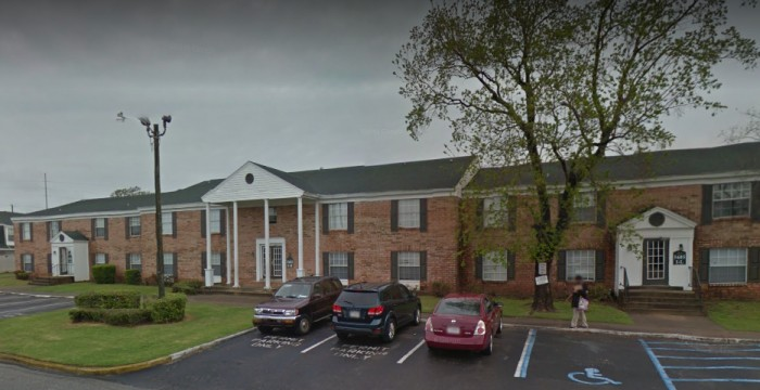Carriage Hills apartments in Montgomery, Alabama