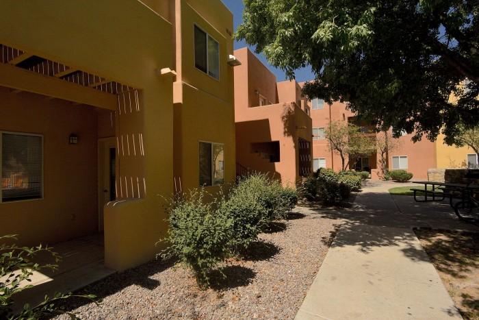 Casa Bandera Apartments In Las Cruces New Mexico