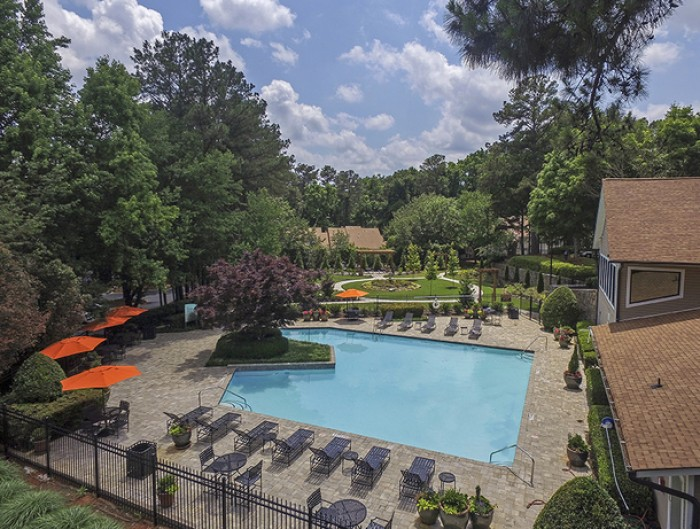 The Park At East Ponce Apartments In Stone Mountain Georgia