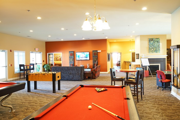 CEV Upstate apartments in Spartanburg, South Carolina