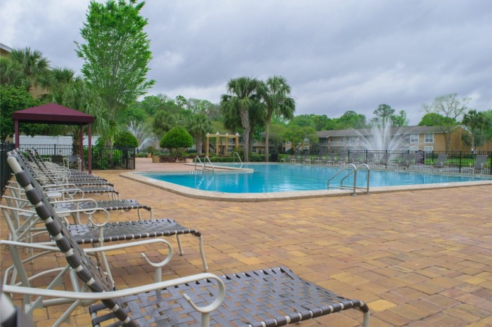 The Park at Levanzo apartments in Jacksonville, Florida