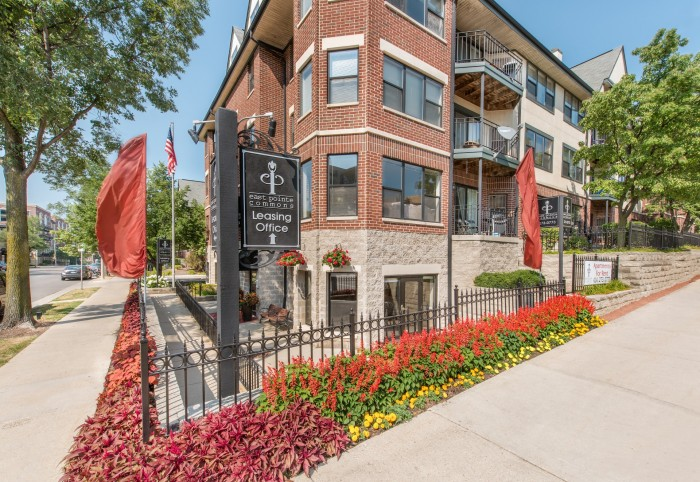 East Pointe Commons apartments in Milwaukee, Wisconsin