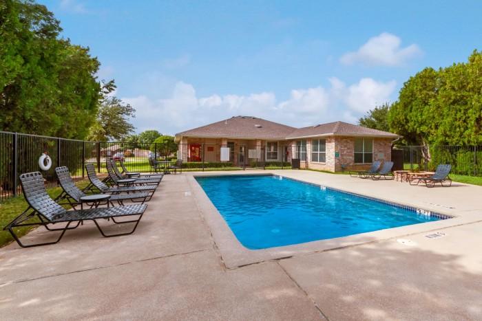 Encino Park Apartments In San Angelo Texas