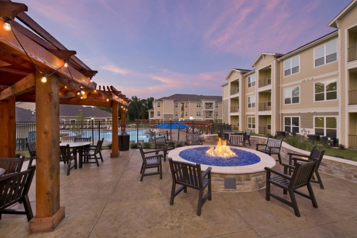 The Domain at Oxford apartments in Oxford, Mississippi