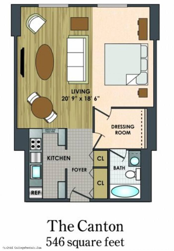 University Place Apartments Baltimore