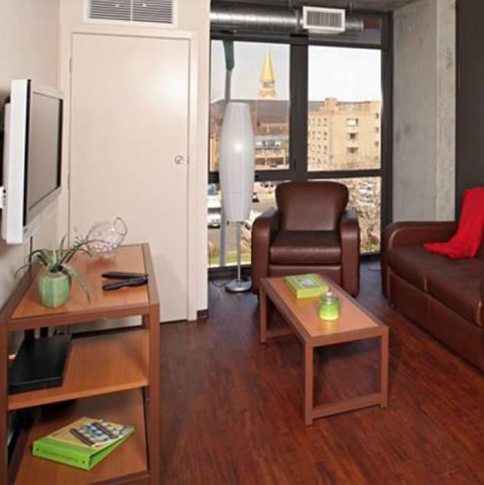 Apartments In Denver Co: Vista Apartments In Denver, Colorado