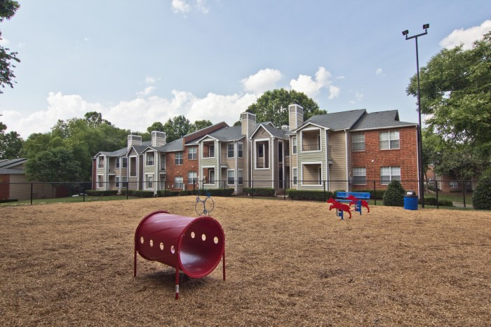 Willow Ridge apartments in Charlotte, North Carolina