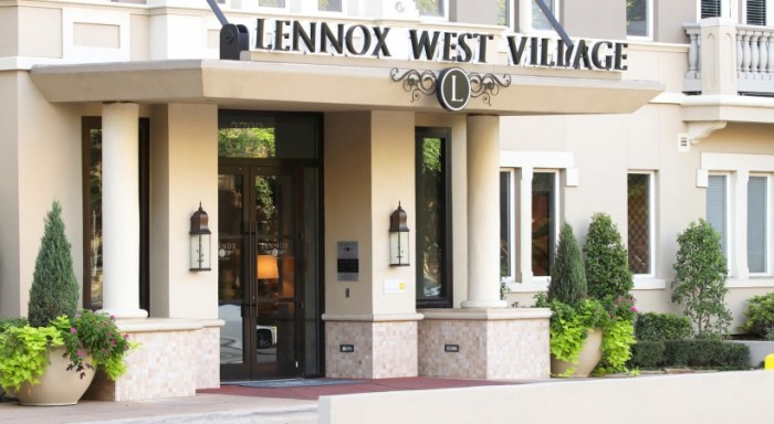 lennox at west village apartments in dallas texas