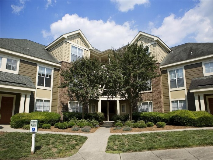 Ashford Green apartments in Charlotte, North Carolina