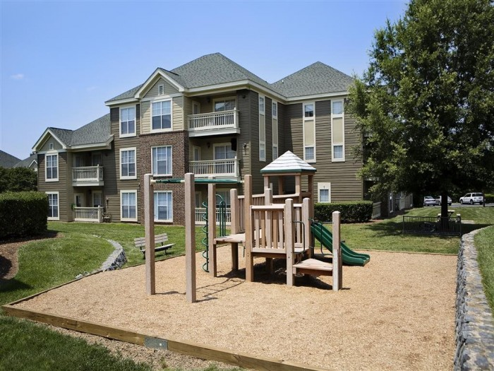 Ashford Green Apartments In Charlotte North Carolina