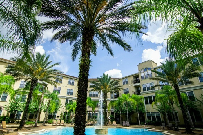 The Bartram apartments in Gainesville, Florida